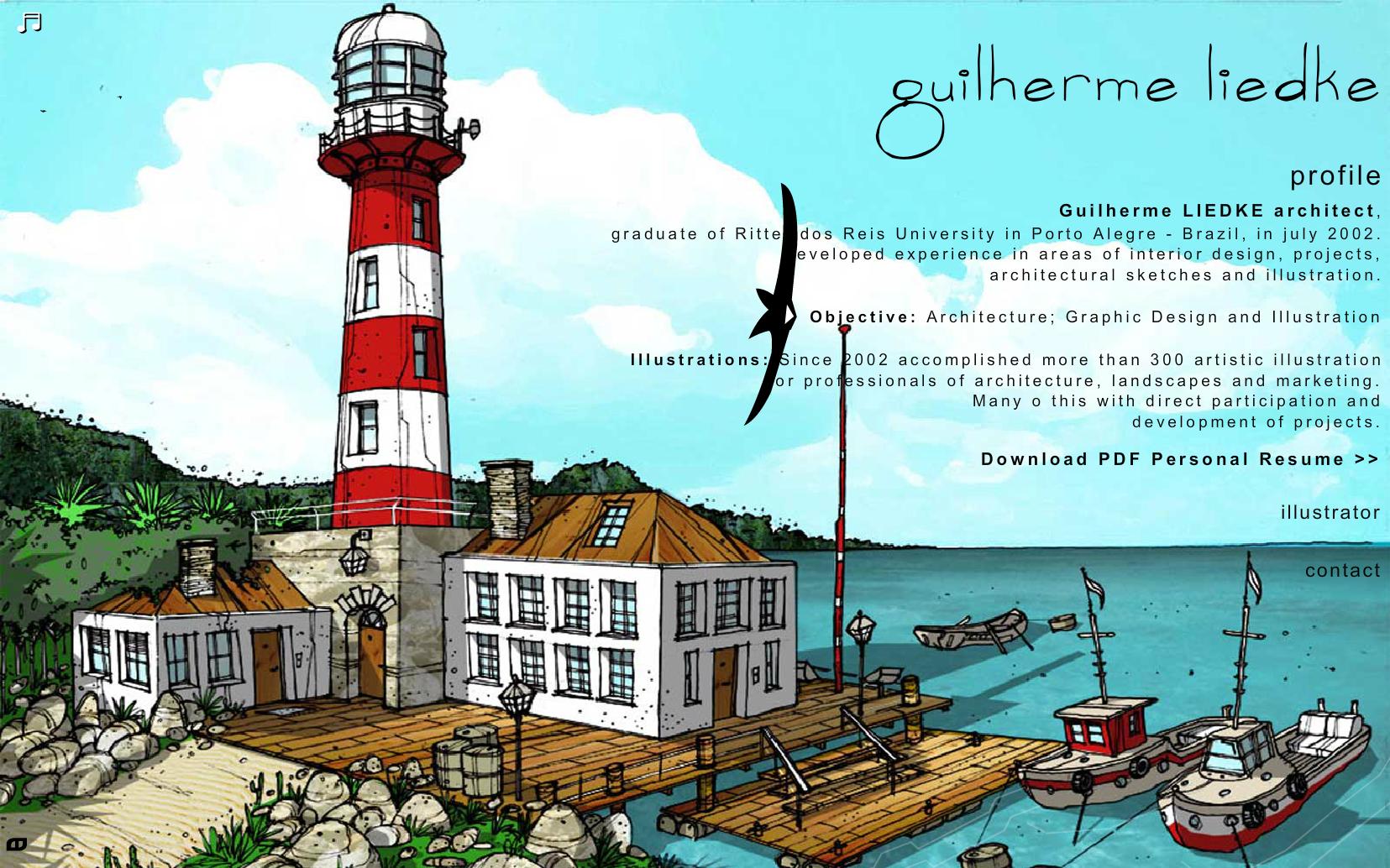 Guilherme Liedke | Architect