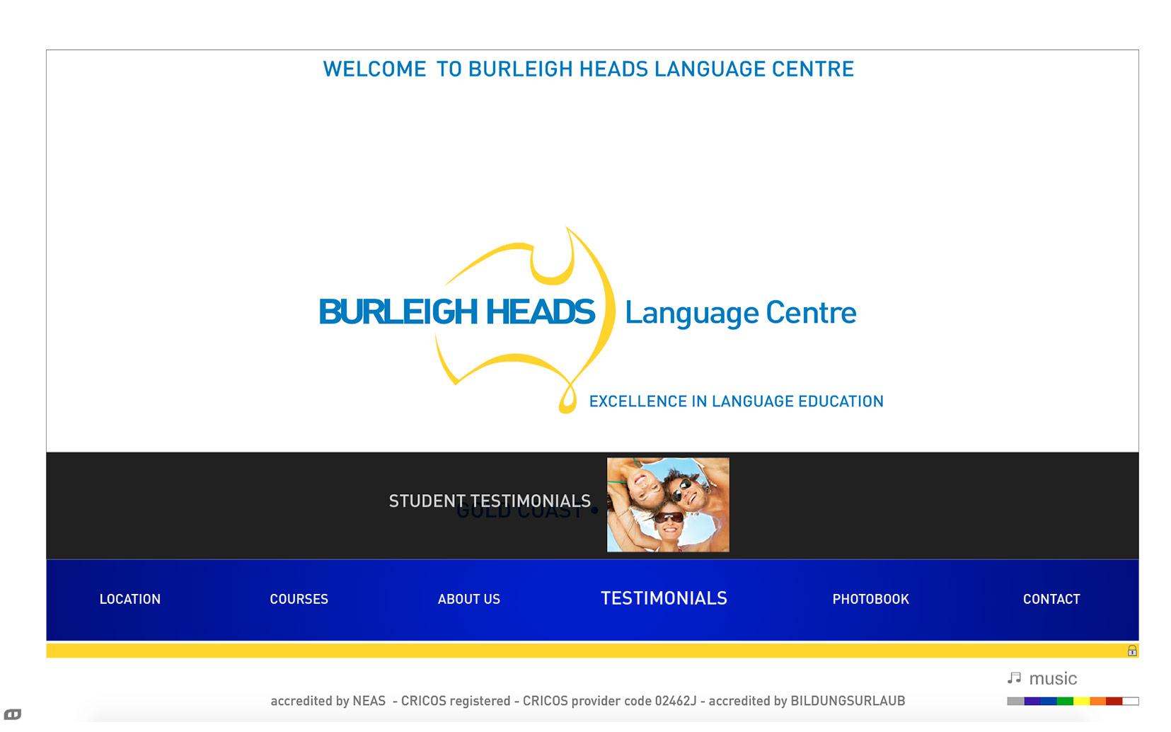 Burleigh Heads Language Centre